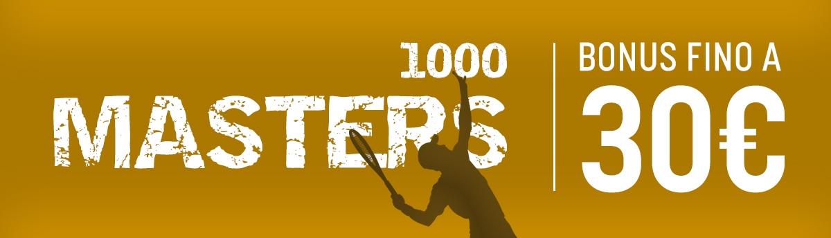 Bonus Tennis Masters 1000