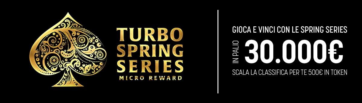 Turbo Spring Series Micro